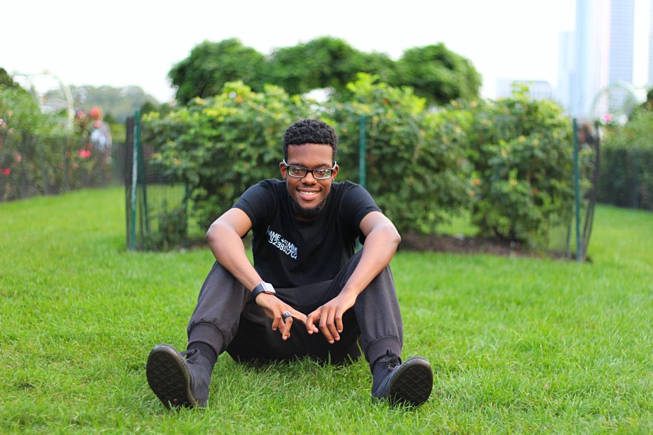 Student Spotlight: Marcus Carter (BA '17)
