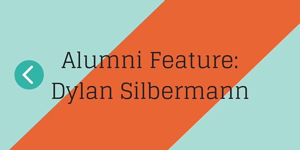 Alumni Feature: Dylan Silbermann ('10)