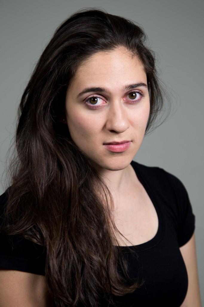 Ligia Sandoval (Photo by Dustin Kirkpatrick)
