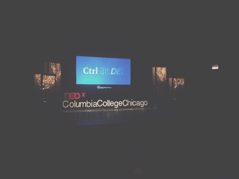 TEDx Columbia College Chicago Returns to Campus