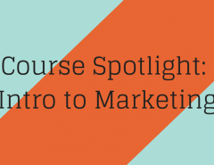 Course Spotlight- Entrepreneurship