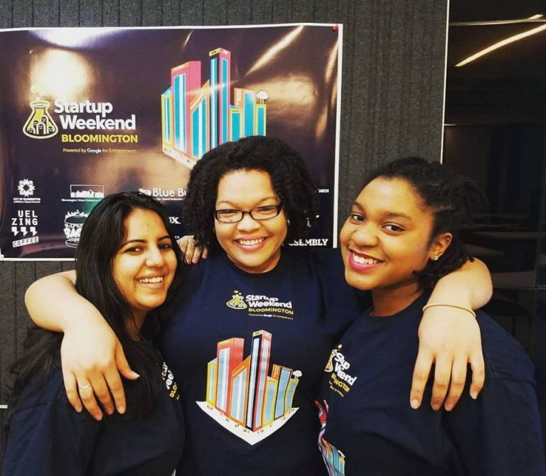 MAM Spotlight: Team CCC Goes to Bloomington Startup Weekend