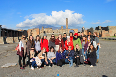 Reflections on Rome J-term: Exhibition Management
