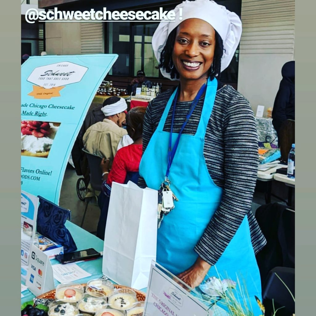 Schweet Cheesecake Takes the 606 Trail