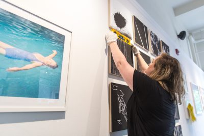 The Hokin Honors Exhibition Moves Online