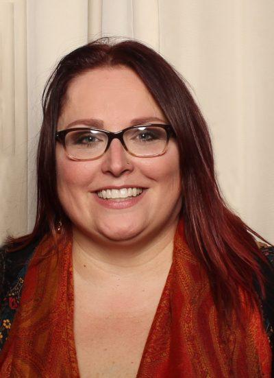 Adjunct Spotlight: Courtney Perkins