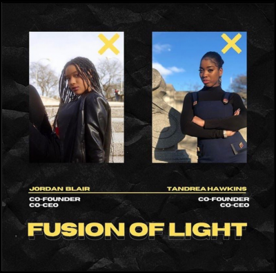 Fusion Of Light Entertainment: A New Student-Owned Company
