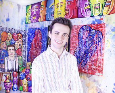Evan Kasle: 6 ARTISTS / 6 SPACES Alumni Curator