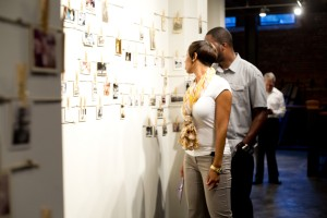A Jeli's Tale:  An Anthology of Kinship. Photo credit:  Meredith Jones/McColl Center for Visual Art