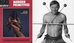 Modern Primitives, Re/Search, 1989.