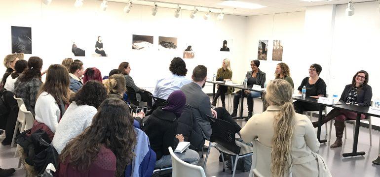 Creative Recruiter Panel 2017