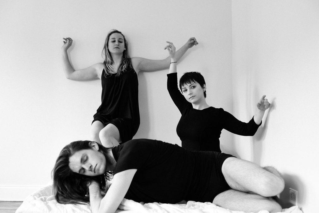 Brenna Ginsberg, Dalton Rhodes, and Shanna Fragen (Photo: Max Johnson)