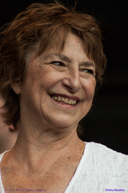 Shirley Mordine