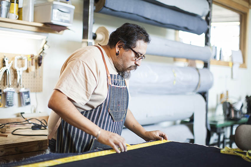 Detroit Denim Co. is dedicated to creating long-lasting, quality jeans through traditional craftsmanship.