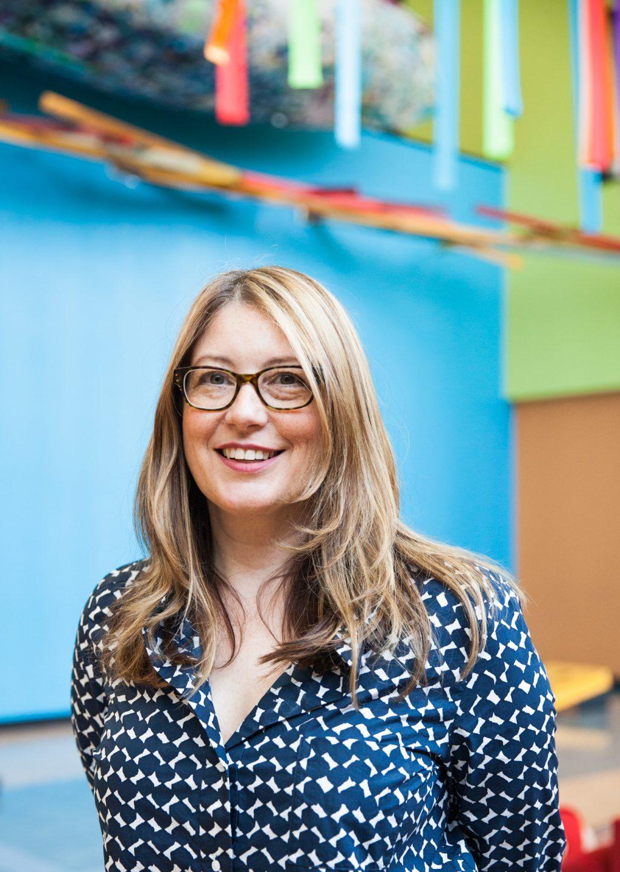 Jennifer Farrington, President of Play