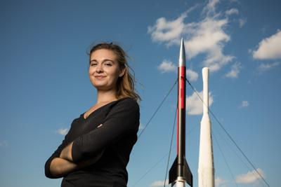 Sarah Schlieder, Life on Mars