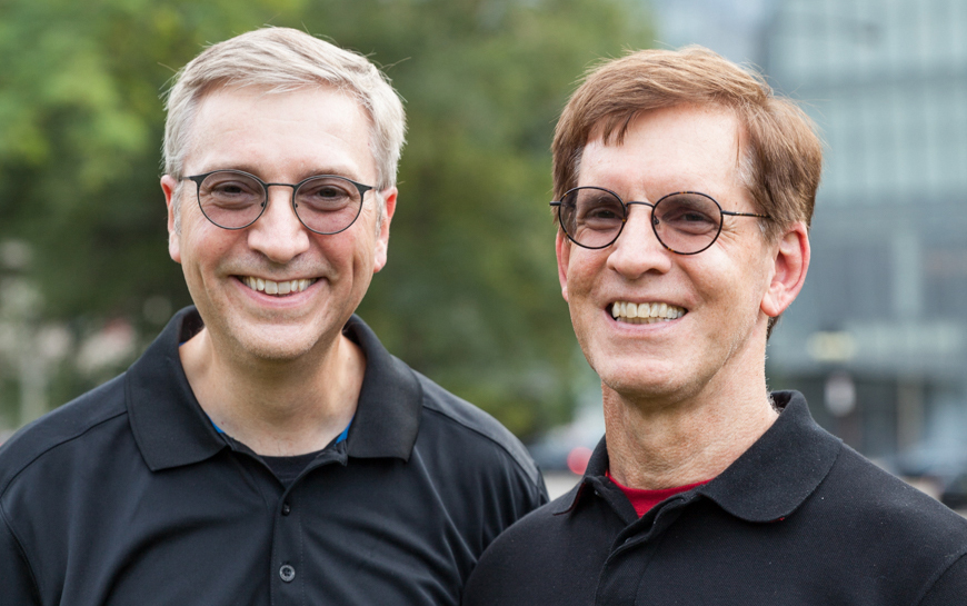 Scot O'Hara and Dale Boyer, By The Books