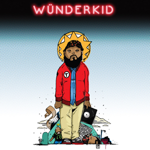 In 2014, Martin released his first full-length album, Wünderkid, while enrolled at Columbia.