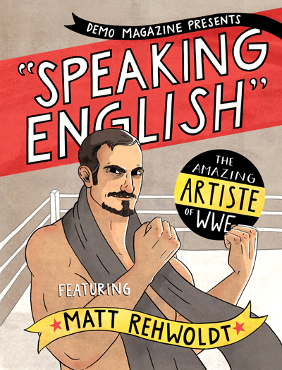 Speaking English: The Amazing Artiste of WWE