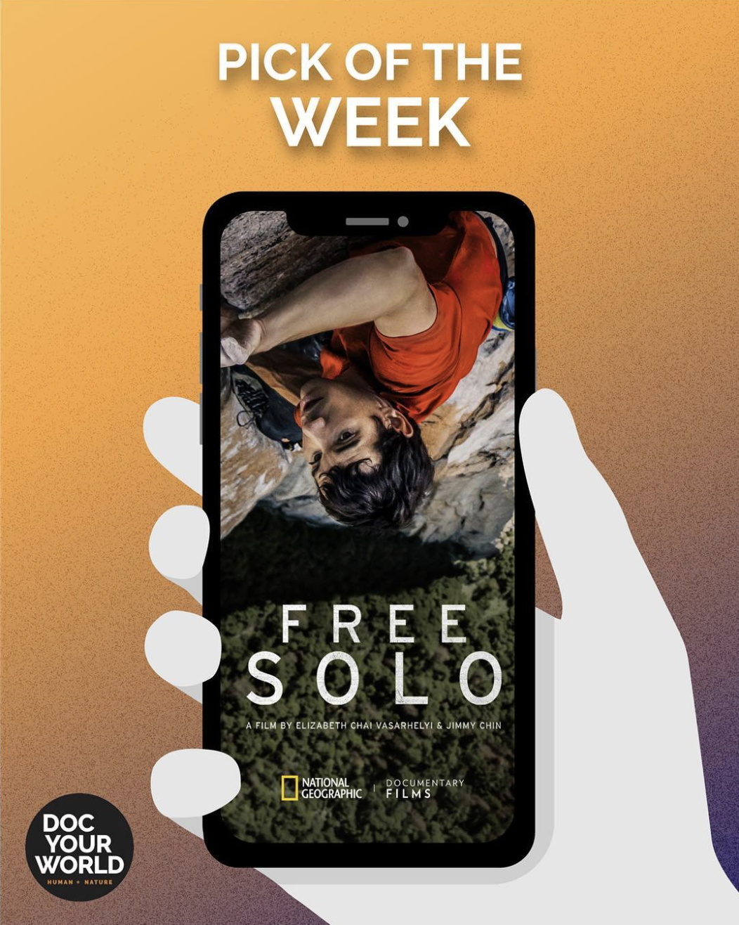 Pick of the Week: Free Solo