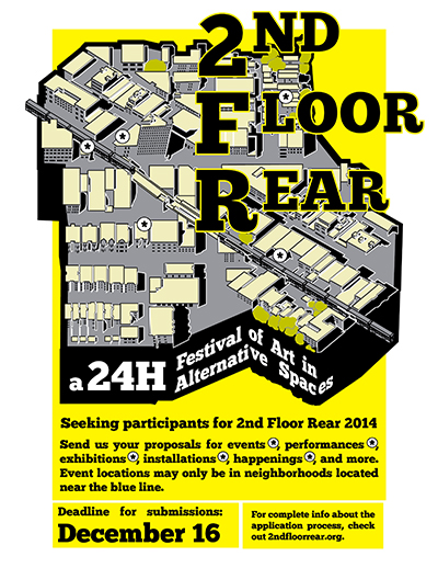 2nd Floor Rear _ Call for Proposals