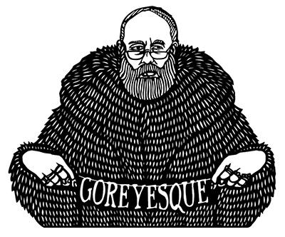 goreyesque