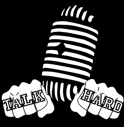 Talk Hard Logo