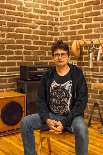 INTERVIEW WITH A PROFESSIONAL – STEVE ALBINI