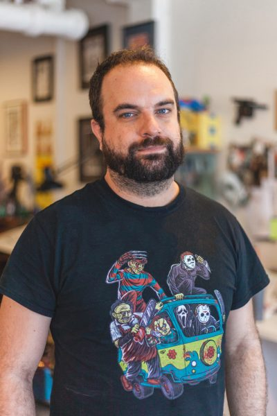 TIM SEELEY: COMIC BOOK WRITER & ILLUSTRATOR
