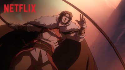TV REVIEW – Castlevania