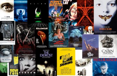 Reviews – Top Ten Horror Franchises for Halloween
