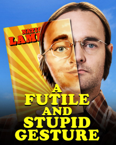 Movie Review – A Futile and Stupid Gesture