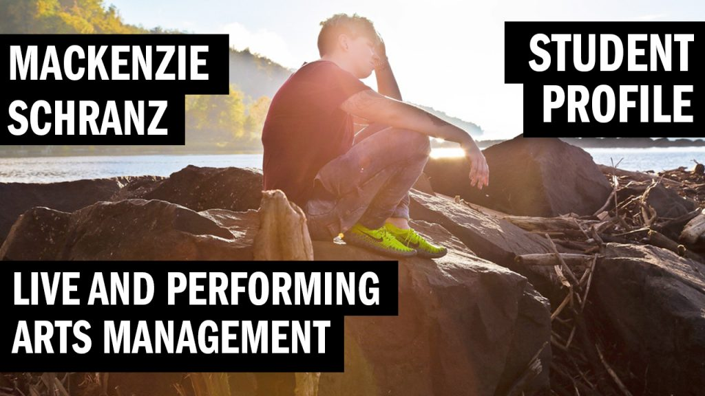 Mackenzie – Live and Performing Arts Management