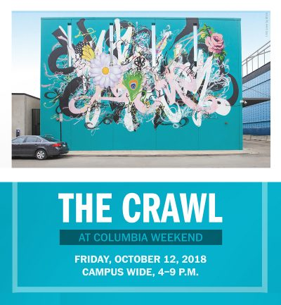SPOTLIGHT ON: The Crawl at Columbia Weekend