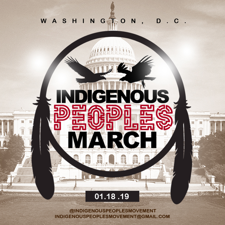 SPOTLIGHT ON: OPLIAM and the Indigenous Peoples March