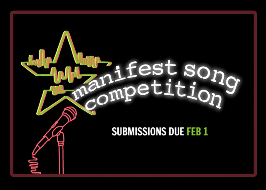Manifest Song Competition
