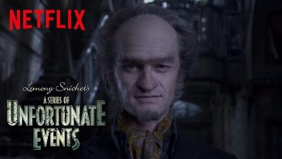TV Review: A Series of Unfortunate Events
