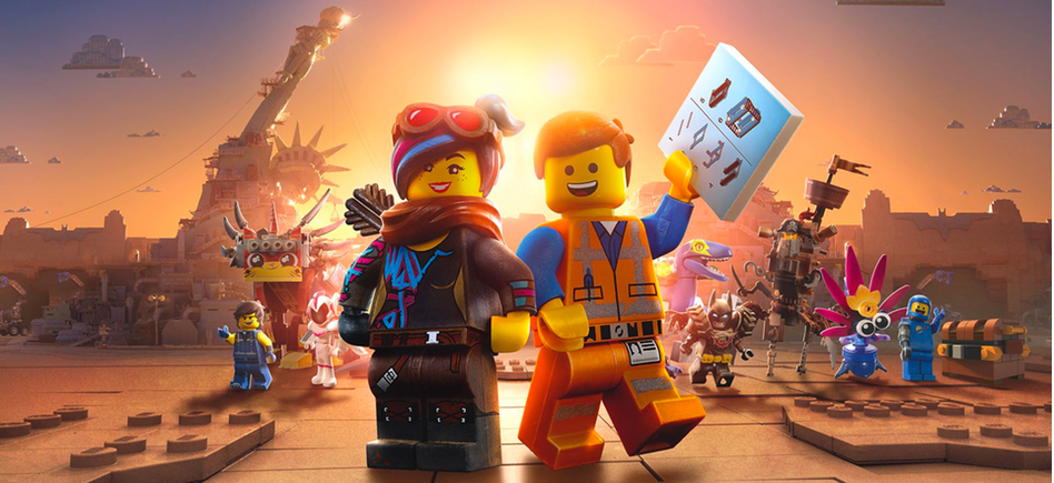 MOVIE REVIEW: The Lego Movie 2