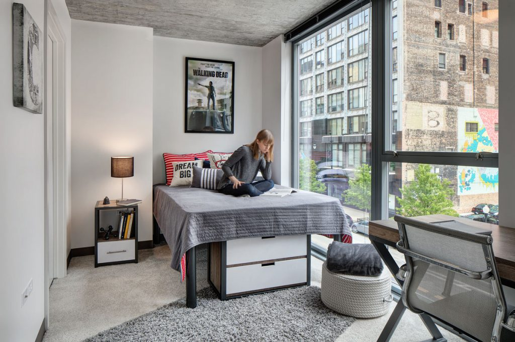 Top 5 Dorm Room Tips