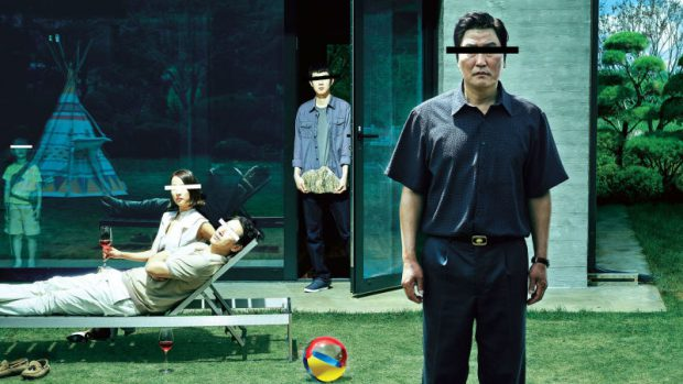 Movie Review: Parasite
