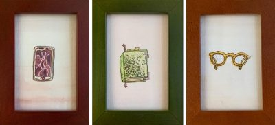 ShopColumbia March of Miniature artist: Kitson Emery