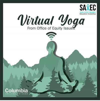 Join SAAEC in Mindful Yoga