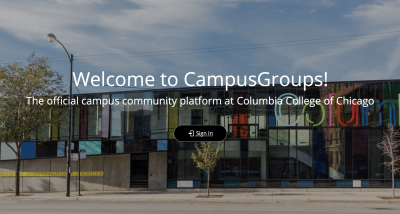 Engage Columbia app and Portal!