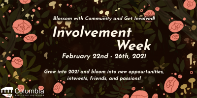 Involvement Week
