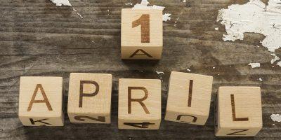 Fun Facts: April Fool's Day!