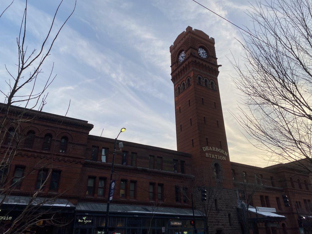 Hotspot: The Dearborn Street Station