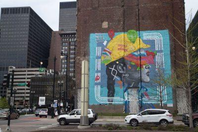 Hotspots: Chicago Loop Alliance Mural