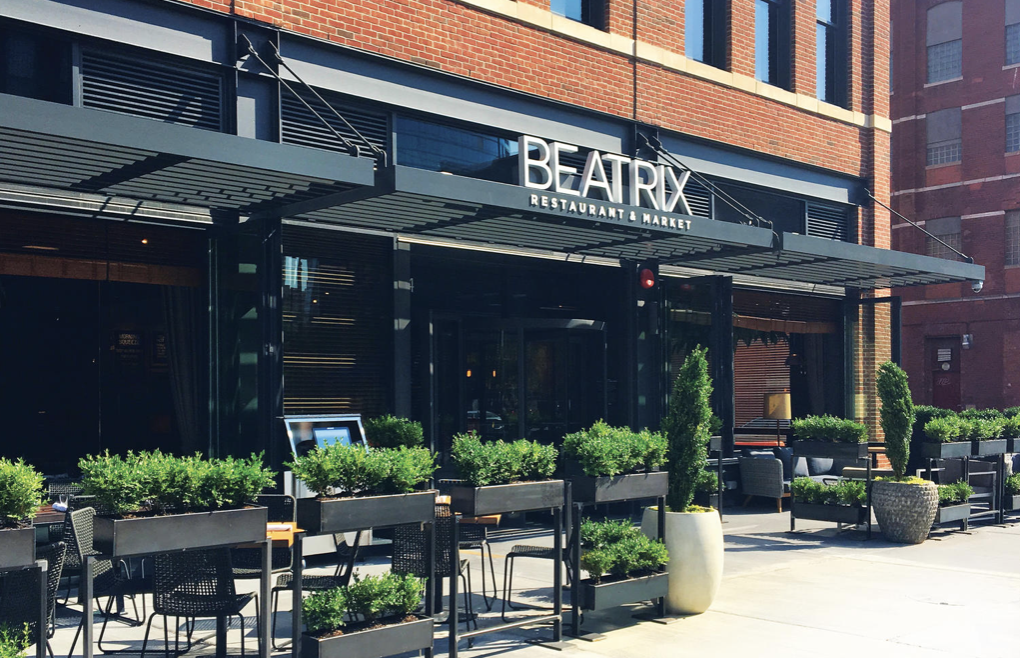 Restaurant Review: Beatrix