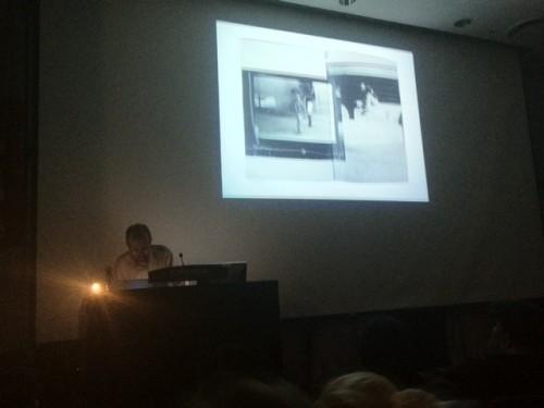 Ari Marcopoulos's Lecture