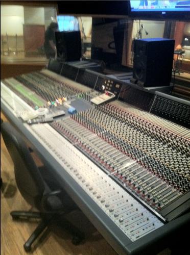 Mixing Board @ CRC